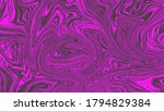 awesome pink liquid mixed gray... | Shutterstock . vector #1794829384