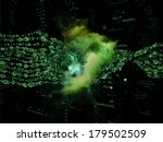 molecular dreams series.... | Shutterstock . vector #179502509