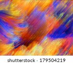 colors in bloom series.... | Shutterstock . vector #179504219