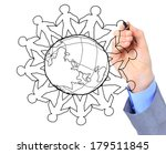 map with white background  | Shutterstock . vector #179511845