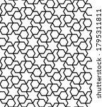 islamic geometric seamless...   Shutterstock .eps vector #1795311811