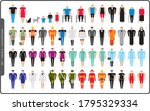 pictograph style character set  ... | Shutterstock .eps vector #1795329334