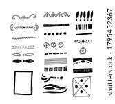 sketch hand drawn design...   Shutterstock .eps vector #1795452367