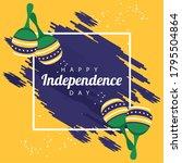 brazil happy independece day...   Shutterstock .eps vector #1795504864