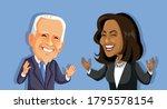 n.y.  u.s. august 14  2020  joe ... | Shutterstock .eps vector #1795578154