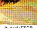 tapestry background. | Shutterstock . vector #17956510