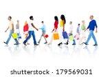 Mullti Ethnic Group Of People...