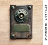 Doorbell   Vintage Style Made...