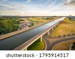 Pont Du Sart Aqueduct Channel...