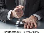 demanding customers and clients ... | Shutterstock . vector #179601347