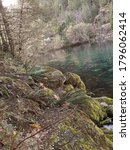 Small photo of Fishing off the Rogue River in the early morning
