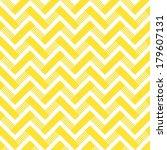 elegant zigzag seamless pattern.... | Shutterstock .eps vector #179607131