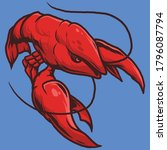 Lobster Cancer Zodiak...