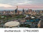 Melbourne Sporting Precinct...