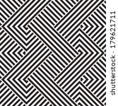 abstract ornate striped... | Shutterstock . vector #179621711