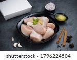 Raw Chicken Biriyani Cut...