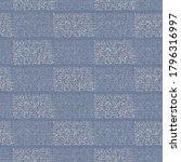 seamless french blue white... | Shutterstock . vector #1796316997