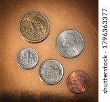 Dollar Coins Every Denominatio...