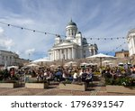 Helsinki  Finland   August ...