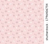 seamless repeat pattern for... | Shutterstock .eps vector #1796406754