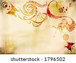 grungy background | Shutterstock . vector #1796502