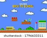 Back To School Pixel Art...