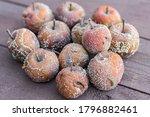 Ascomycete  Pathogenic. Fruit...