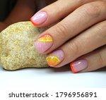 Beautiful Manicure Design With...