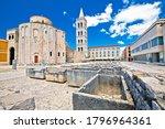 Zadar Historic Square And...