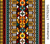 ethnic background with tribal... | Shutterstock .eps vector #179702591