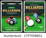Billiards Pool Game  Snooker...