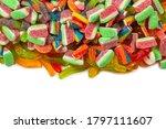 Assorted Tasty Gummy Candies....