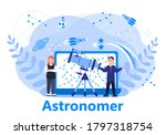 Astronomer Or Astrologer...