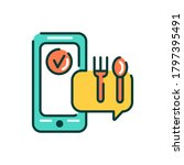 order food mobile application...