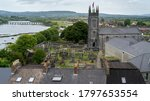 Elevated View Of St. Munchin\'s...