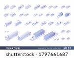 isometric flat 3d transport... | Shutterstock .eps vector #1797661687