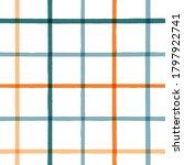 Gingham Seamless Pattern....