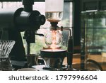 Professional Siphon Coffee....