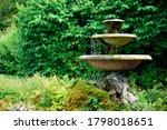 Round Garden Water Fountain...