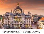 Antwerp  Belgium Cityscape At...