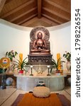 Buddhist Temple In Italy ...