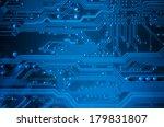 system  motherboard  computer... | Shutterstock . vector #179831807