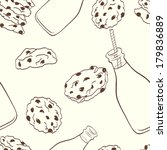 Chocolate Chip Cookie Vector Download 293 Vectors Page 7 Chip Mong Coloring Pages