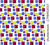 Shapes In Primary Colours...