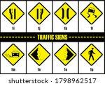 traffic sign for education ... | Shutterstock . vector #1798962517
