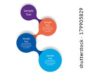 colorful round diagram...