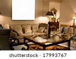 a luxurious living room | Shutterstock . vector #17993767