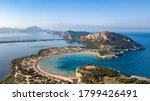 Bay Landscape In Greece...