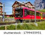 Kleine Scheidegg  Bernese...