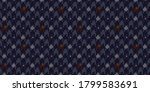 houndstooth conceptual pattern... | Shutterstock .eps vector #1799583691